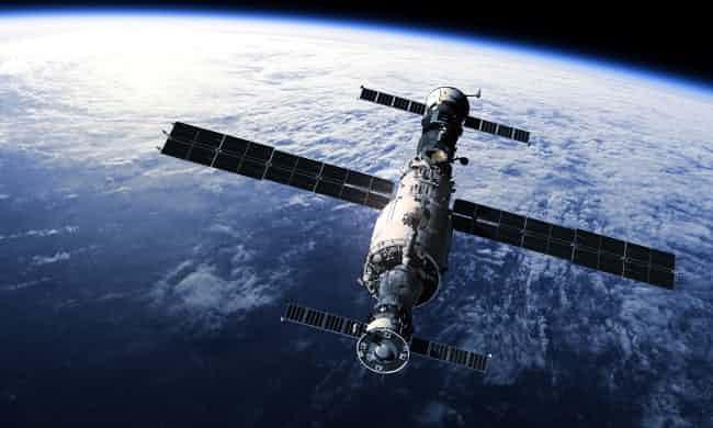 Trạm vũ trụ gần chục tấn của Trung Quốc ngưng hoạt động, chuẩn bị lao xuống Trái đất - ảnh 1