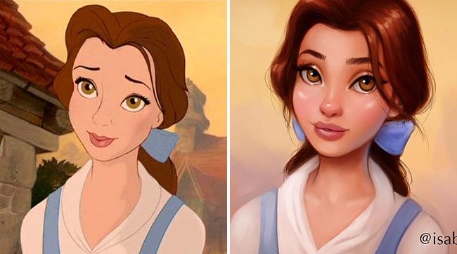 Không thể rời mắt khỏi các cô công chúa Disney sau khi đi phẫu thuật thẩm mỹ - Ảnh 11.