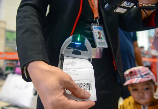 Check in lưu động, phân loại hàng khách làm thủ tục để giảm ùn tắc đường hàng không - ảnh 7