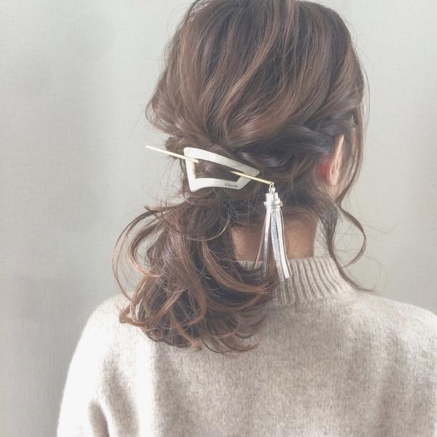 10 kiểu tóc xinh lung linh bạn có thể diện từ sáng tới tối mà vẫn đẹp dịp Tết - Ảnh 6.