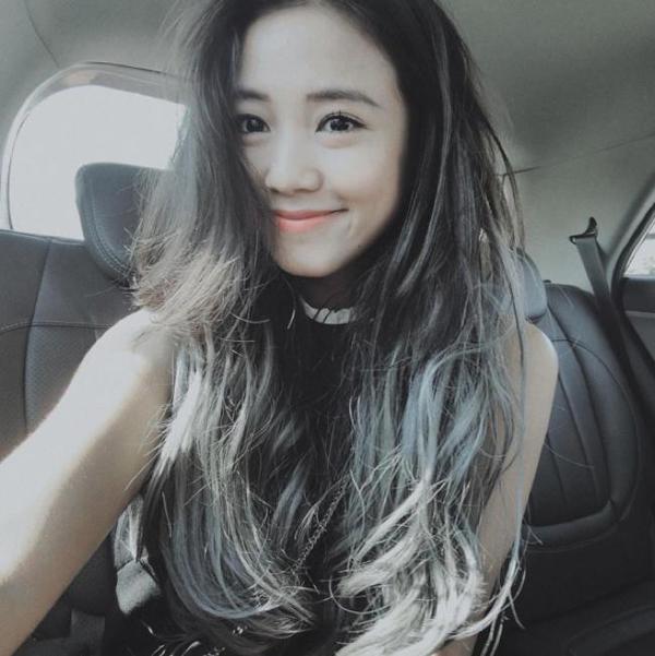 Changmakeup tạm biệt tóc bạch kim, chuyển sang màu nhuộm Bạch Cốt Tinh siêu nổi - Ảnh 6.