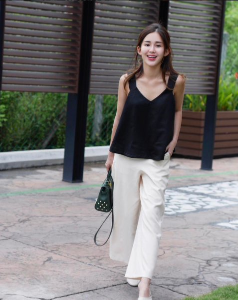 Hot girl số 1 Malaysia có khác, ăn gì mà mặt xinh - dáng chuẩn quá trời! - Ảnh 5.