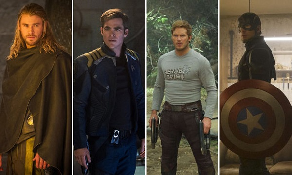 Thế hệ ngôi sao kế tiếp của Hollywood: Cuộc chiến của bốn anh chàng tên Chris - Ảnh 7.