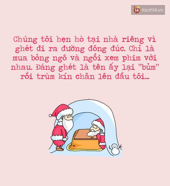 Kể một kỷ niệm đáng nhớ vào những mùa Noel đã qua của bạn đi? - Ảnh 13.
