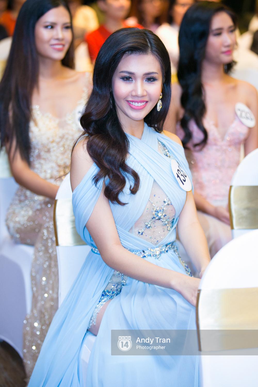Sao Việt: Thí sinh Hoa hậu Hoàn vũ