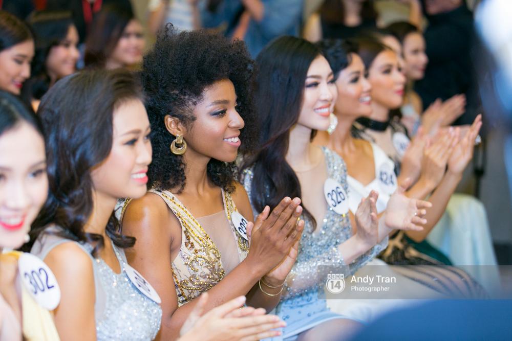 Sao Việt: Cận cảnh nhan sắc xinh đẹp của dàn thí sinh nổi bật nhất Hoa hậu Hoàn vũ 2017