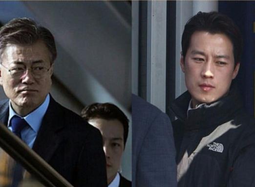 Hóa ra chàng vệ sĩ điển trai của Tổng thống Hàn chính là Hậu duệ Mặt Trời phiên bản đời thực! - Ảnh 4.
