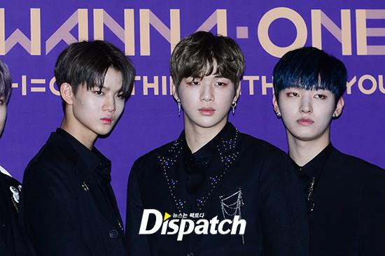 Trai đẹp Wanna One đồng loạt khoe mặt trắng loang lổ, nhưng kéo đến ảnh của Dispatch thì đúng là cạn lời - ảnh 11