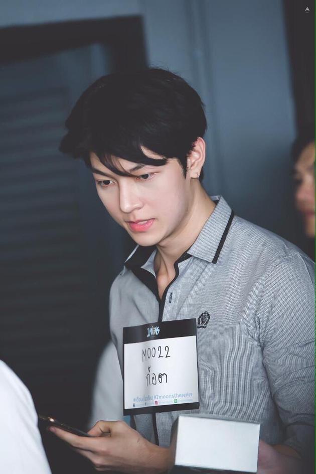 Nam thần tượng 9X đình đám Thái Lan lộ clip nhạy cảm - Ảnh 1.