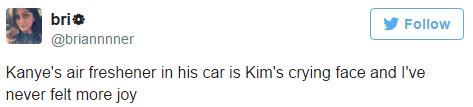 Chỉ việc treo túi thơm hình Kim, Kanye lại khiến dân mạng ngưỡng mộ tình yêu anh dành cho vợ - ảnh 12