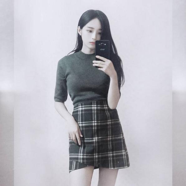 Lại thêm một cô nàng đến từ Hàn Quốc xinh chả khác gì búp bê! - Ảnh 8.