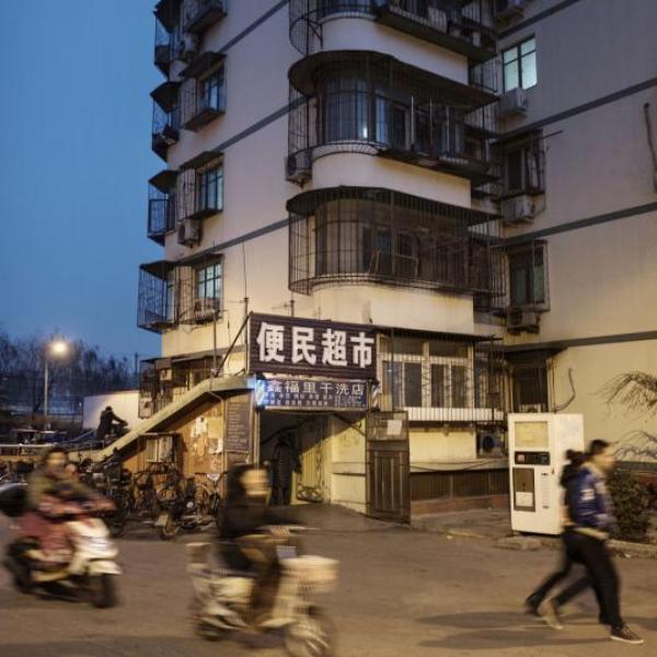 Cuộc sống bên trong thế giới ngầm tại Bắc Kinh - Ảnh 8.