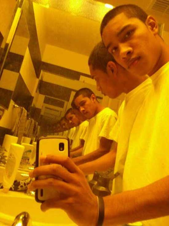 Nếu tổ chức cuộc thi selfie, chắc hẳn những thánh này sẽ vào thẳng chung kết - Ảnh 15.