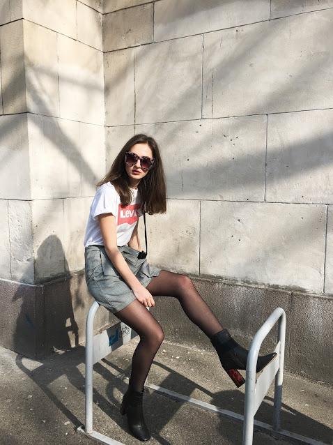 Ngắm street style siêu nuột của giới trẻ thế giới để lấy cảm hứng mix đồ thôi nào các nàng! - Ảnh 8.