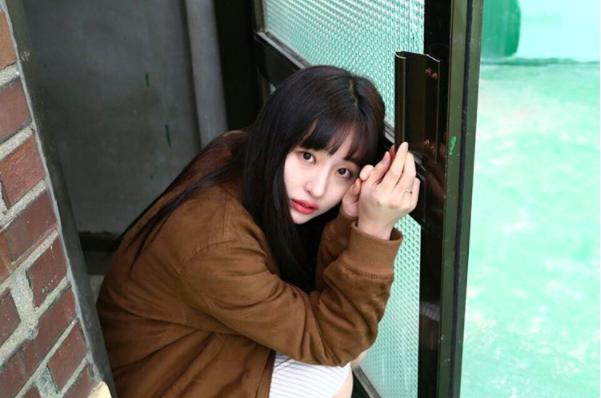 Để tóc Bok Joo, ảnh nào cũng cười híp hết cả mắt - ngắm cô bạn Hàn Quốc này thấy vui ghê! - Ảnh 6.