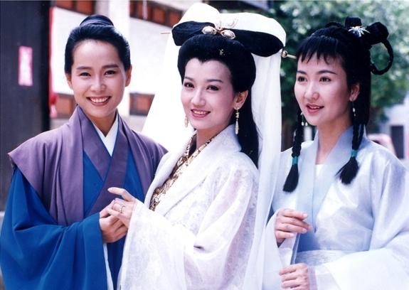 21 nàng Bạch Xà đẹp như mộng trên màn ảnh Châu Á qua năm tháng - Ảnh 8.