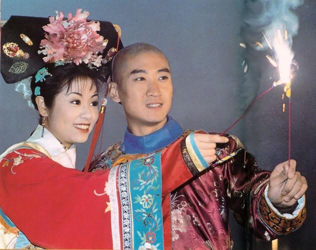 Sau 19 năm, Nhĩ Khang Châu Kiệt mới trải lòng oan ức về nụ hôn thô bạo với Lâm Tâm Như - Ảnh 2.