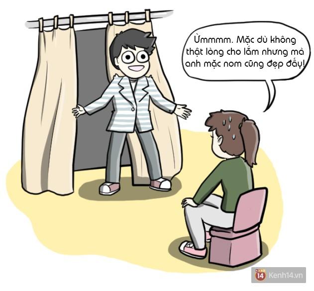 """9 minh họa điển hình chứng minh rằng: Có bạn trai là có được """"món hời"""" siêu khủng! - Ảnh 16."""