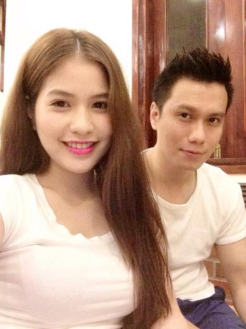 Bà xã xinh như hot girl của diễn viên Việt Anh: Sống chung 5 năm, đã sinh con nhưng vẫn chưa đám cưới - Ảnh 10.