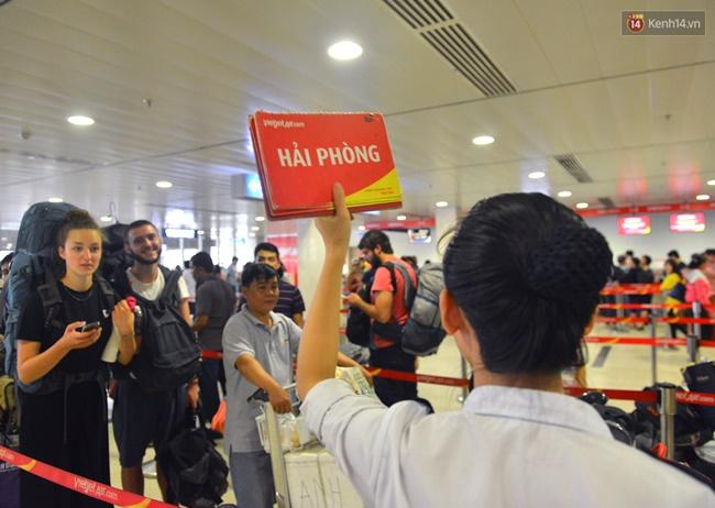 Check in lưu động, phân loại hàng khách làm thủ tục để giảm ùn tắc đường hàng không - ảnh 8