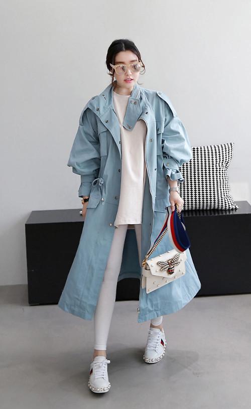 Làm sao để mặc đẹp được như thế? Phát ghen với street style nổi bần bật của giới trẻ thế giới - Ảnh 8.
