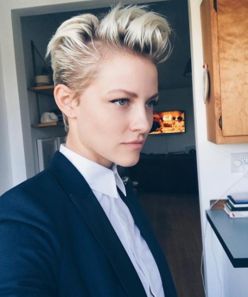 Vẻ ngoài không thể không mê của cô nàng tomboy hot nhất nhì Instagram - Ảnh 1.