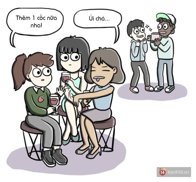 """9 minh họa điển hình chứng minh rằng: Có bạn trai là có được """"món hời"""" siêu khủng! - Ảnh 17."""