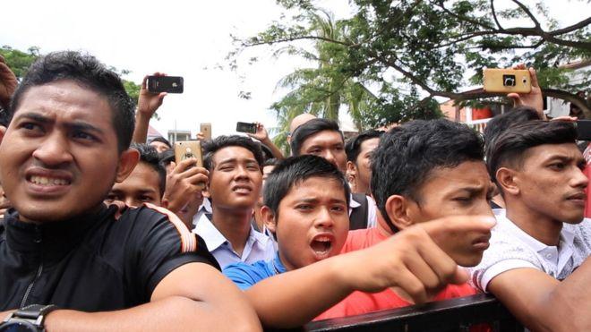 Không chốn dung thân cho những người đồng tính Indonesia 1