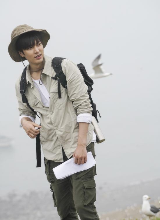 Lee Min Ho chia sẻ về dự định trước khi nhận thông báo nhập ngũ chính thức - Ảnh 1.