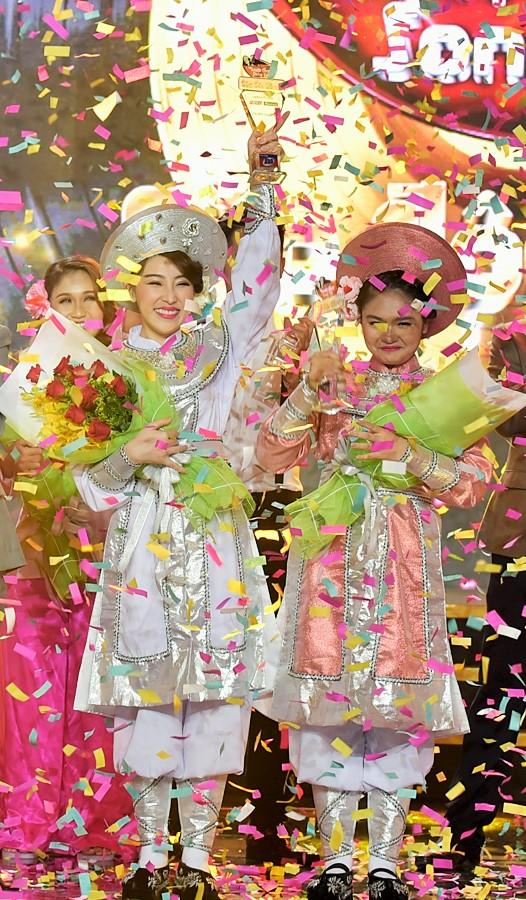 Cao Công Nghĩa - Thiện Nhân chính thức đăng quang Cặp đôi vàng - Ảnh 2.