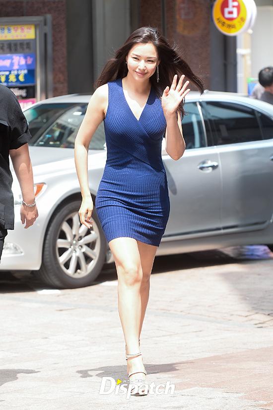 Đẳng cấp body Hoa hậu Hàn đẹp nhất thế giới: U40 vẫn còn có thể nóng bỏng đến ngẩn ngơ! - Ảnh 1.