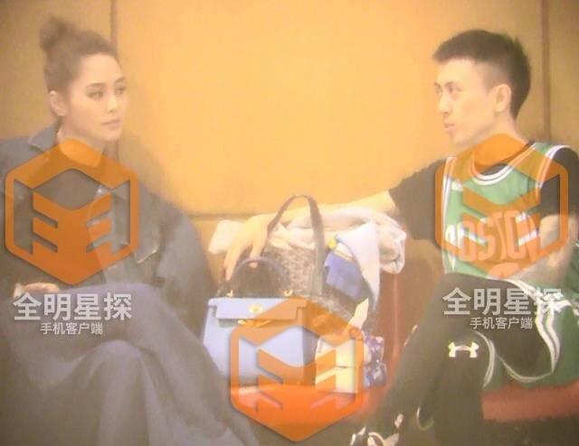 Chung Hân Đồng lộ ảnh hẹn hò với cậu ấm nổi tiếng đất Thượng Hải - ảnh 3