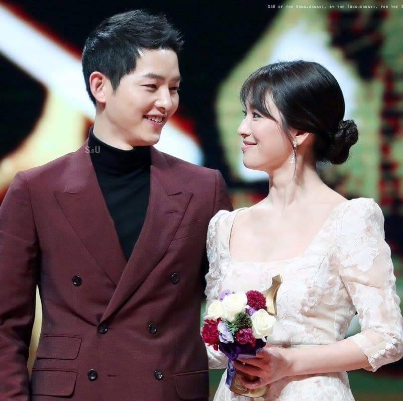 Sao Hàn: Tiết lộ lời tỏ tình của Song Joong Ki: