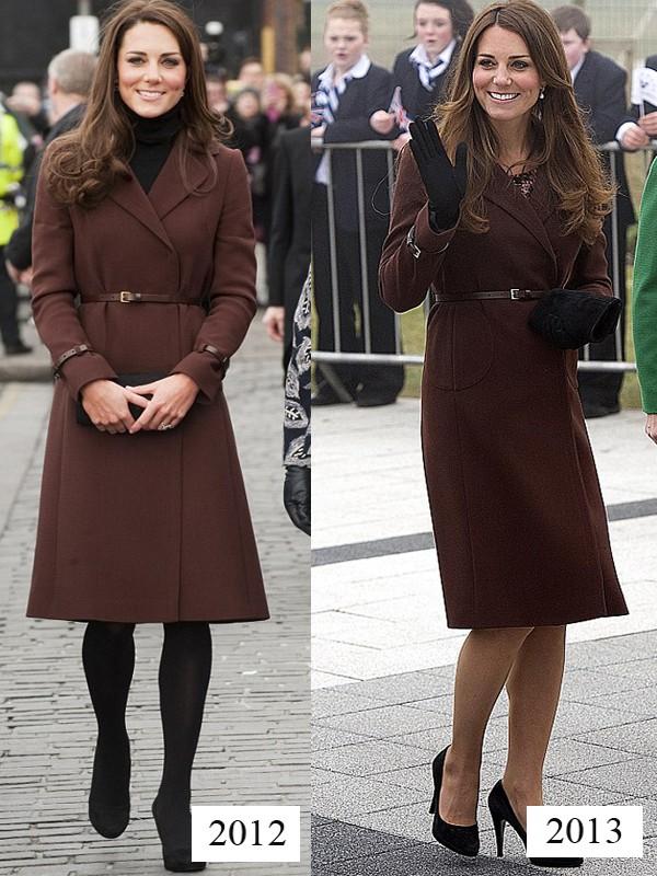 Công nương Kate tiết kiệm tột cùng, mang váy cũ từ... 6 năm trước ra mặc lại - Ảnh 6.