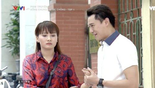 Dù đúng dù sai thì Minh Vân (Sống chung với mẹ chồng) ăn mặc kém xa Bảo Thanh ngoài đời! - Ảnh 6.