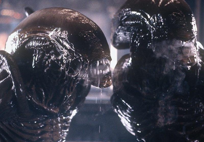Quái vật Alien trong phim Hollywood
