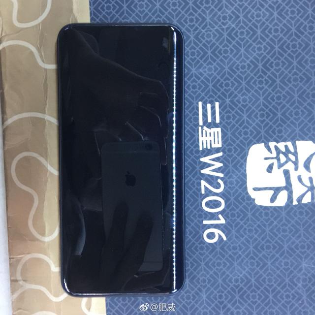 Rò rỉ hình ảnh Samsung Galaxy S8 phiên bản Jet Black cực sang trọng - Ảnh 4.