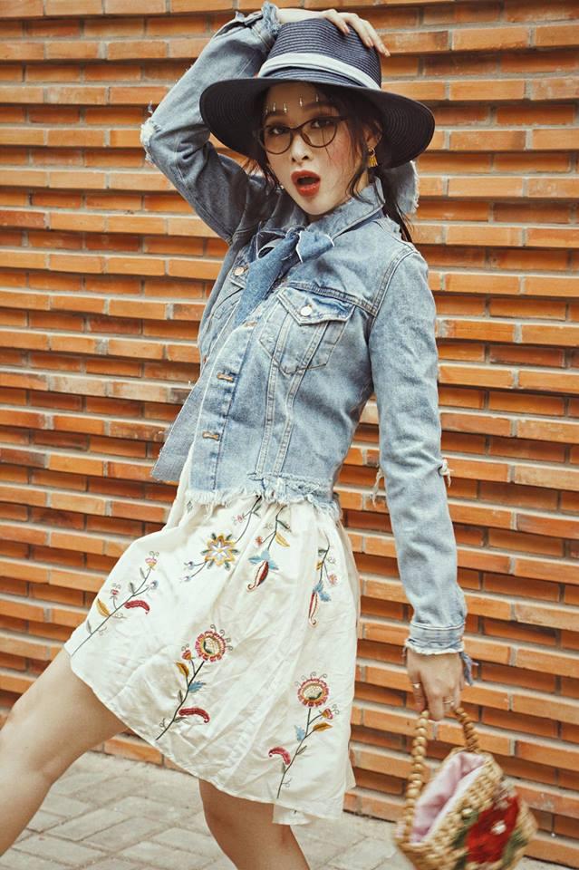 Sau Chi Pu, đến Angela Phương Trinh cũng nhăm nhe chuyển ngạch sang thiết kế thời trang? - Ảnh 6.