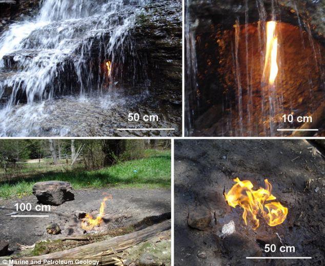 Bí ẩn về ngọn lửa vĩnh cửu không thể dập tắt trên Trái đất thách thức giới khoa học - Ảnh 2.
