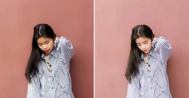 Loạt ảnh trước và sau photoshop của các cô gái xinh trên mạng: Không thể tin đây là cùng một người! - Ảnh 6.