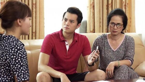 Sống chung với mẹ chồng - Kì tích của phim truyền hình Việt Nam - Ảnh 2.