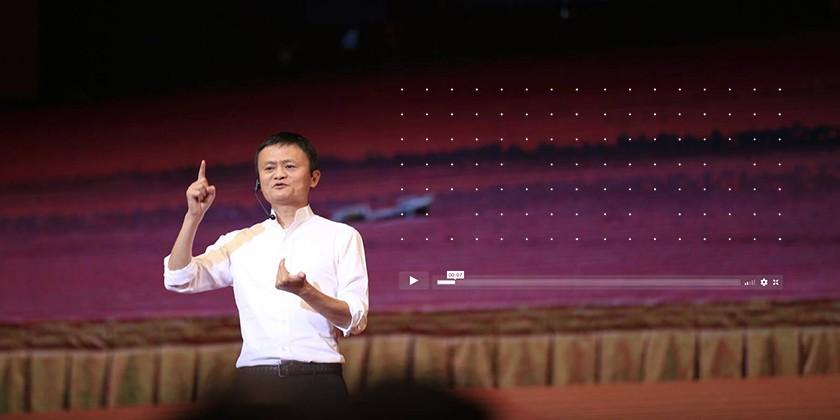 Tỷ phú Jack Ma và cuộc đối thoại đầy cảm hứng với các bạn trẻ Việt - Ảnh 6.