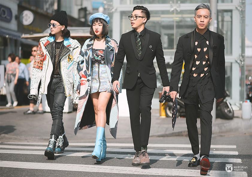 Không đơn thuần là đi khoe váy áo, sự bùng nổ của fashionista Việt tại các Tuần lễ thời trang còn có ý nghĩa nhiều hơn thế - Ảnh 6.