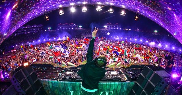 Những con số ấn tượng trong đại tiệc EDM Armin Van Buuren by VinaPhone - Ảnh 2.