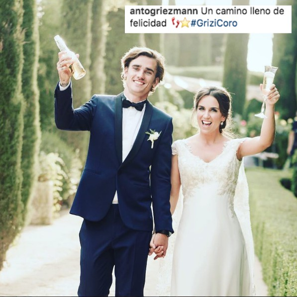 Hè 2017, mùa cưới của các sao bóng đá - ảnh 7