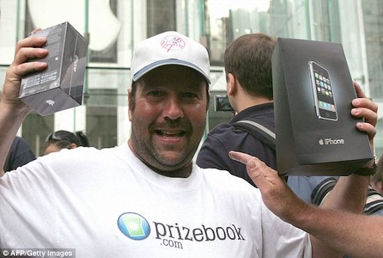 Tròn 10 năm iPhone 2G bán ra: Cùng nhìn lại khoảnh khắc đầu tiên của chiếc điện thoại kinh điển này nhé! - Ảnh 22.
