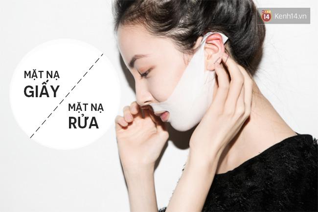Đắp mặt nạ giấy hay rửa, loại nào mới thật sự tốt cho da? - Ảnh 3.