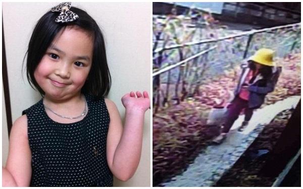 Hình ảnh cuối cùng của bé gái người Việt trước khi mất tích và được phát hiện tử vong ở Nhật Bản - Ảnh 1.