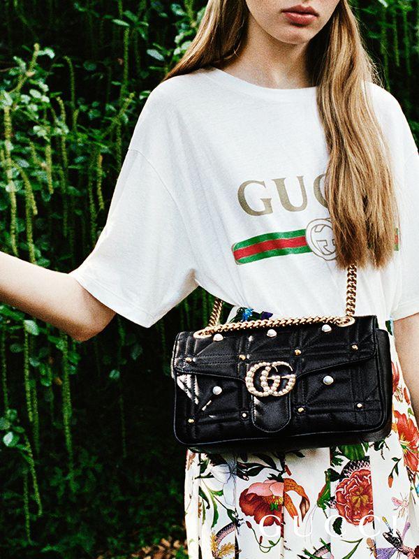 13 triệu đồng: giá chát thế mà chiếc áo thun Gucci này vẫn phá đảo đường phố như thường! - Ảnh 4.
