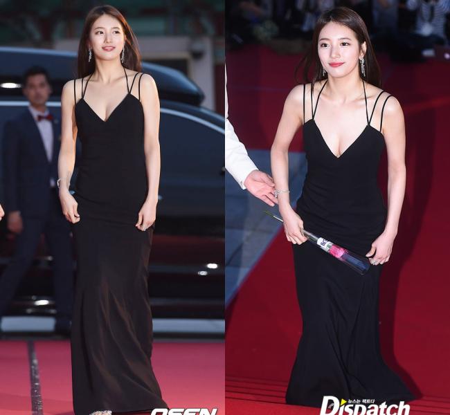 Mới đầu năm tình đầu quốc dân Suzy đã ngả ngốn khoe vẻ sexy - Ảnh 6.